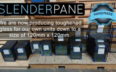 Slenderpane Produces Its Own Toughened Glass